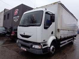 huifzeil vrachtwagen Renault Midlum 180 2004