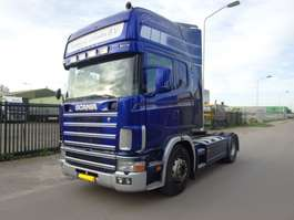 standaard trekker Scania 114 L 380 !! EURO 2 !! 2000