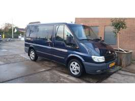 gesloten bestelwagen Ford TRANSIT 260 S  125 PK dubbele cabine AIRCO 2005