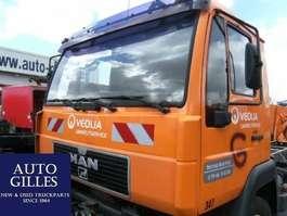 Interieurdeel vrachtwagen onderdeel MAN Fahrerhaus komplett L2000 2000