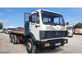 kipper vrachtwagen Mercedes Benz 2629 V8 Engine 1989