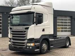 standaard trekker Scania R450 HIGHLINE VOL SPOILER EURO 6 2016