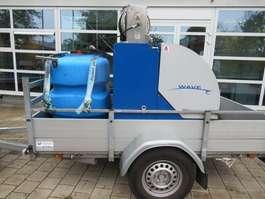 overige aanhangwagen Anssems BSX 1400-251x130 + WAVE MID-Series Onkruidbestrijding 2013