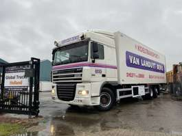 koelwagen vrachtwagen DAF XF105 410 CARRIER 6*2 Euro 5 TOP!!! 2009