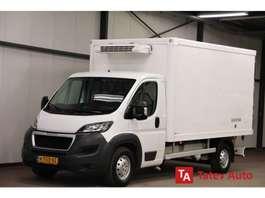 koelwagen bestelwagen Peugeot Boxer 2.2 HDI 130PK KOELAUTO KOELWAGEN VRIES AUTO 2015