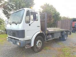 platform vrachtwagen Mercedes Benz 1622 ***Lâmes / Full steel*** 1988
