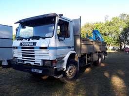 platform vrachtwagen Scania 92H 280 6x2