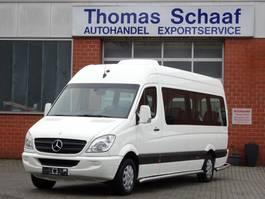 minivan - personenbus Mercedes Benz Sprinter 311 Cdi Maxi 9 Sitze Dachklima Tempomat Euro 4 2007