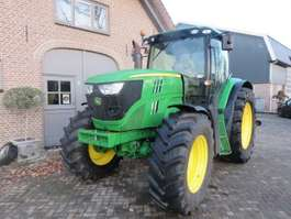 standaard tractor landbouw John Deere 6150R 2013