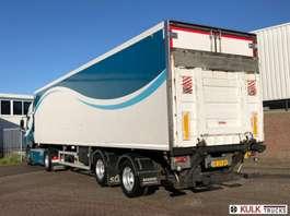 koel-vries oplegger Sor SP71 / CITY FRIGO Trailer / Carrier 1300 FRC 2009