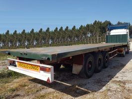 platte oplegger Trailor Flat Bed Trailer