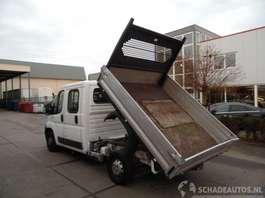 gesloten bestelwagen Citroen jumper 2012