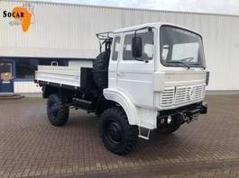 leger vrachtwagen Renault TRM 2000 4X4 1985