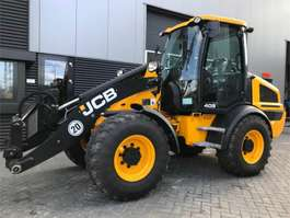 wiellader JCB 409 Tier4F (Unused) 2020