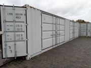40FT HQ open side container open side container