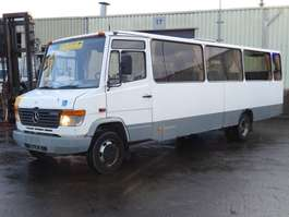 taxibus Mercedes Benz 814D Vario Passenger Bus 30 Seats Good Condition 2001