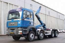 wissellaadbaksysteem vrachtwagen MAN TGA35.430 8x4 E4 Bett Retarder AHK Manuell 2005