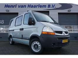 minivan - personenbus Renault Master T28 2.5 dCi L1 H1 | Rolstoelbus | Ricon Elektrische rolstoellift|... 2011