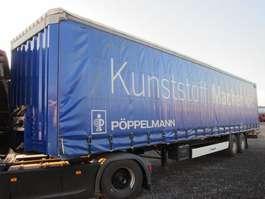 huifzeil aanhanger Krone SZP 18 2-Achs Schiebeplaner TÜV neu!!! 2007