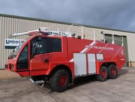 brandweerwagen vrachtwagen Sides VMA 112 6x6 Airport Crash Tender 2004