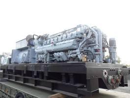 generator MTU 2500 KVA 1997