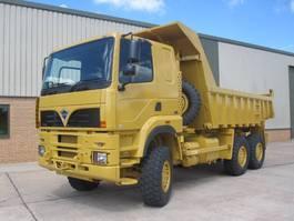 kipper vrachtwagen > 7.5 t Foden Tipper 2003