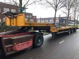 dieplader oplegger Cuppers SDO 12 27 SL - WITH RAMPS 1997