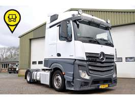 mega-volume trekker Mercedes Benz Actros 1942 low deck 4x2 Full Air Suspension 383.974km 2015