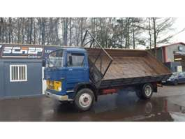 kipper vrachtwagen Mercedes Benz 11.13 - Tipper - Full Steel 1978