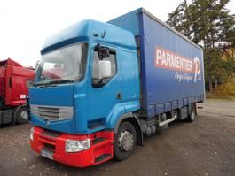 bakwagen vrachtwagen Renault 320 premium bak met huifzeil 2006