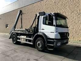 containersysteem vrachtwagen Mercedes Benz 1829 Axor 4x2 - CONTAINER SYSTEM VDL - ABSETZKIPPER 2010
