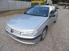 overige personenwagens Peugeot 406 (1000 euro) 1997