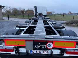 chassis oplegger D-TEC hd 2019
