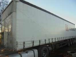 schuifzeil oplegger Schmitz Cargobull SAF schijfremmen ZIJBORDEN 2007