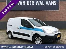 gesloten bestelwagen Citroen Berlingo 1.6HDI Comfort *APK 11-2020* Zijdeur + Inrichting 2013