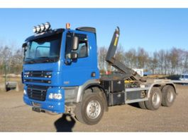 containersysteem vrachtwagen DAF 85 CF 460 - 6x4 - EURO 5 - WIELBASIS 3,85 m - MARREL CONTAINERHAAK 2012