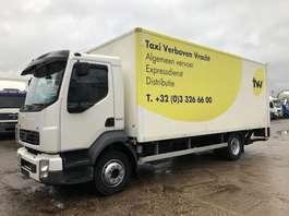 bakwagen vrachtwagen Volvo FL 12.240  Euro 5  Koffer+Laadklep 2011