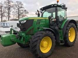 standaard tractor landbouw John Deere 6210R -  2014 2014