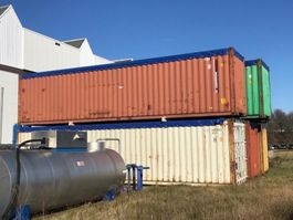 open top zeecontainer container zeecontainer 40 Ft High cube open top 2020