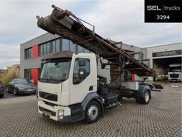 bandlosser vrachtwagen Volvo FL-240 / Förderbandfahrzeug / German