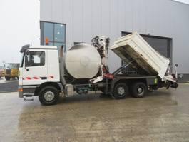 bitumensprayer vrachtwagen Mercedes Benz 2535 2001