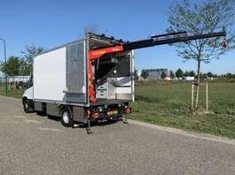 bakwagen bedrijfswagen Iveco DAILY 70C17 SERVICEWAGEN !!!! 2014