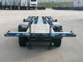 chassis oplegger D-TEC CT-60-05D 2012