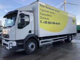 bakwagen vrachtwagen Volvo FL18.260 Euro5  Koffer 7m66 + Laadklep 2011