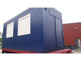 sanitaircontainer COntainer , Kantoorunit , Kantine 20 ft