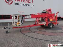 hoogwerker aanhanger Denka DL18 Electric Towable Boom Work Lift 1800cm 2008