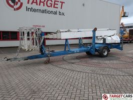 hoogwerker aanhanger Denka DL30 Electric Towable Boom Work Lift 3000cm 2003