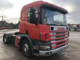 standaard trekker Scania 114G 340 **BELGIUM TRUCK-EURO2** 1999