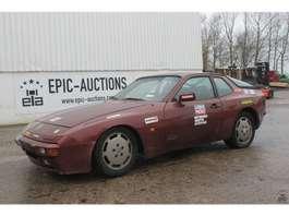 coupé wagen Porsche 944 1985