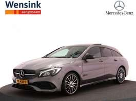 stationwagen Mercedes Benz CLA-klasse Shooting Brake Business Solution AMG   White Art Edition   Ni... 2017